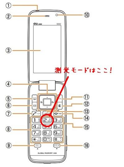 測光モード01
