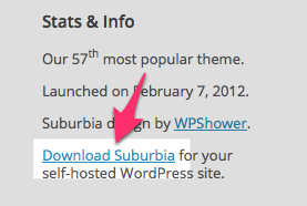 Suburbia Theme — WordPress Themes for Blogs at WordPress.com