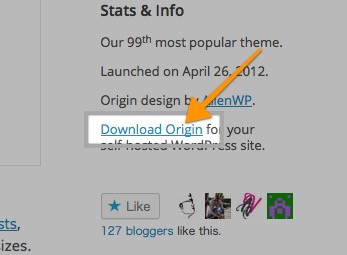Origin Theme — WordPress Themes for Blogs at WordPress.com