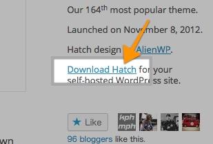 Hatch Theme — WordPress Themes for Blogs at WordPress.com