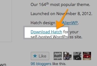 Hatch Theme — WordPress Themes for Blogs at WordPress.com