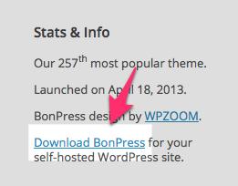 BonPress Theme — WordPress Themes for Blogs at WordPress.com