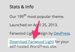 Fanwood Light Theme — WordPress Themes for Blogs at WordPress.com