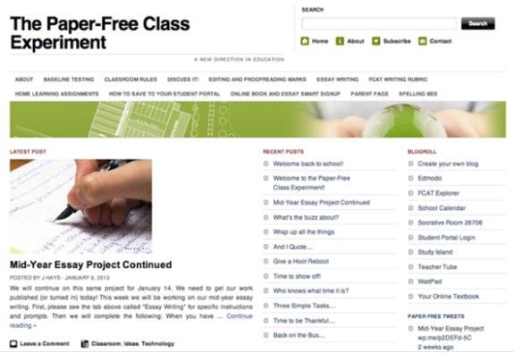教室の外にも教育を。WordPress.comの教育系サイト事例 — ブログ — WordPress.com