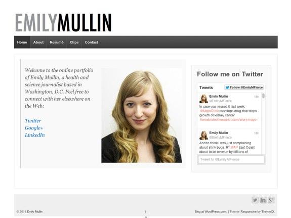 Emily Mullin