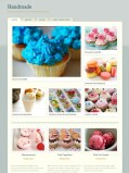 Handmade | A Blogging Theme for Foodies and Crafters