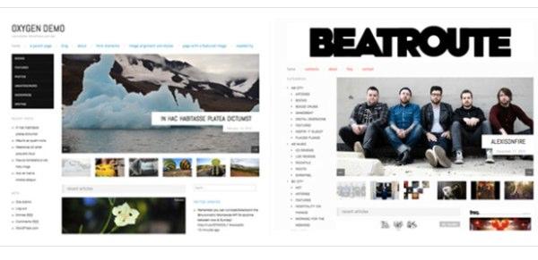 Oxygen テーマカスタマイズ事例_ BeatRouteマガジンサイト — ブログ — WordPress.com