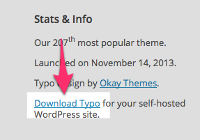 Typo Theme — WordPress Themes for Blogs at WordPress.com