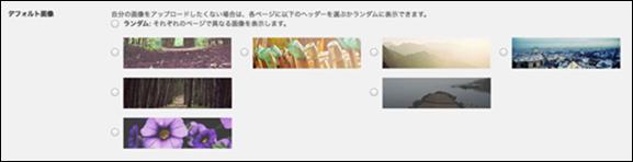ヘッダー ‹ t demo — WordPress