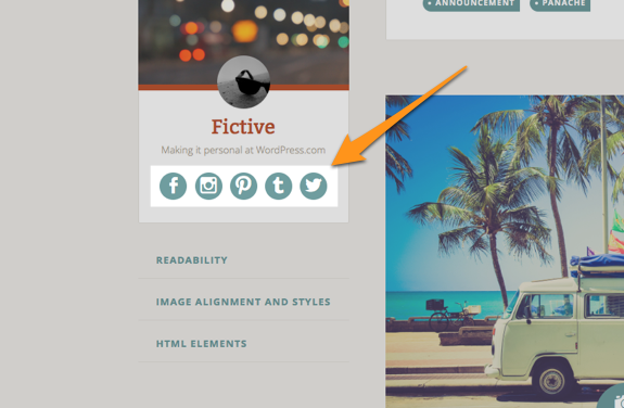Fictive | Making it personal at WordPress.com-2