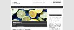 t demo | WordPress.com のデモ用-7