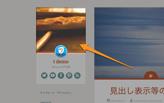 t demo | WP.com のデモ用-9