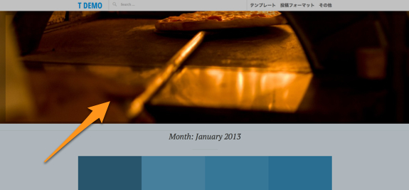 January | 2013 | t demo