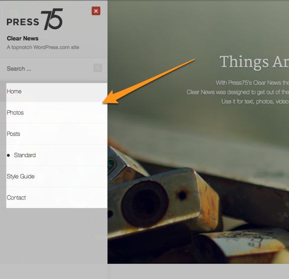 Clear News | A topnotch WordPress.com site