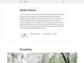 Isola Theme — WordPress Themes for Blogs at WordPress.com