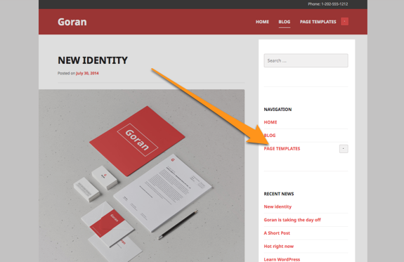 Blog | Goran | Goran is a modern responsive business and corporate theme that helps you to create a strong–yet beautiful–online presence for your business