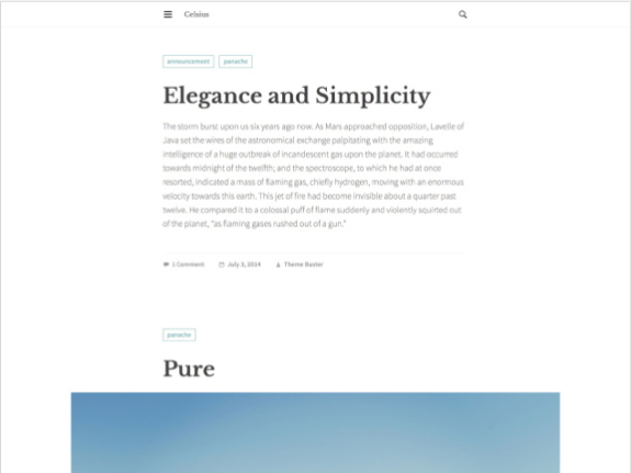New Theme_ Celsius — Blog — WordPress.com