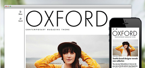 Oxford Theme — WordPress Themes for Blogs at WordPress.com