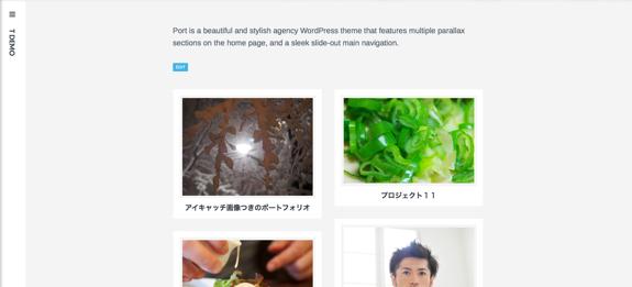 Designer のカスタマイズ — WordPress-7