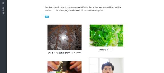 Designer のカスタマイズ — WordPress-8