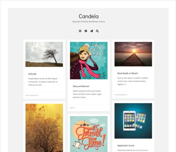 Candela Theme — WordPress Themes for Blogs at WordPress.com