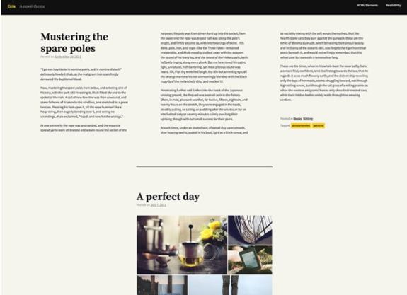 Cols Theme — WordPress Themes for Blogs at WordPress.com