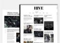 Hive Theme — WordPress Themes for Blogs at WordPress.com