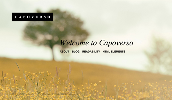 Capoverso Theme — WordPress Themes for Blogs at WordPress.com-2