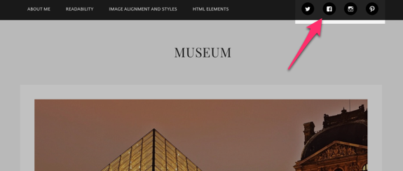Museum | Museum is a theme crafted to showcase all of your best photographs, drawings, or illustrations-2