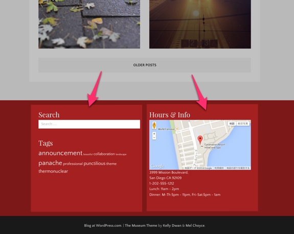 Museum | Museum is a theme crafted to showcase all of your best photographs, drawings, or illustrations