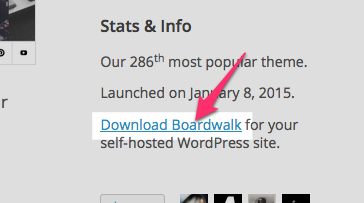 Boardwalk Theme — WordPress Themes for Blogs at WordPress.com