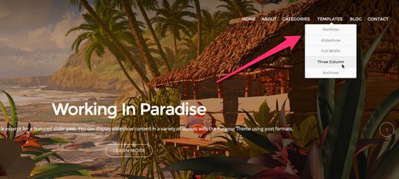 Purpose Theme | A versatile business theme designed with purpose