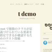 Customizer ‹ t demo — WordPress.com-23