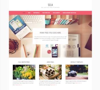 Sela Theme — WordPress Themes for Blogs at WordPress.com