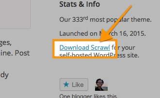 Scrawl Theme — WordPress Themes for Blogs at WordPress.com
