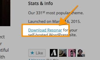 Resonar Theme — WordPress Themes for Blogs at WordPress.com