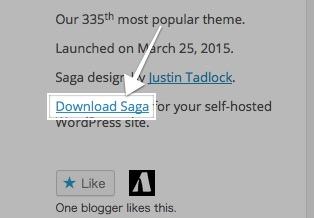 Saga Theme — WordPress Themes for Blogs at WordPress.com