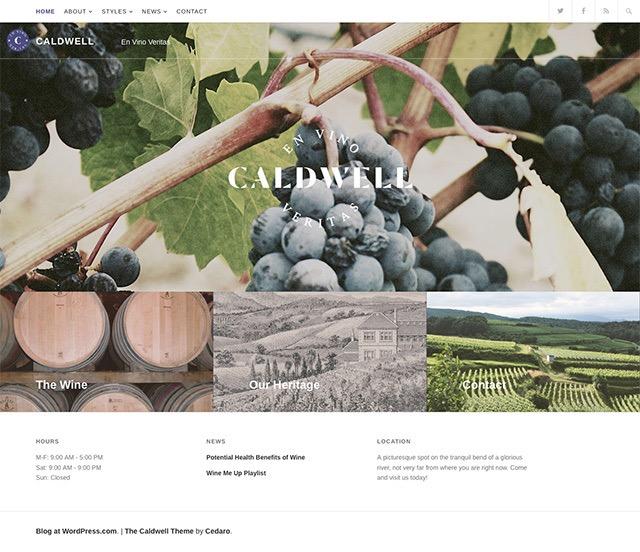 caldwell-home