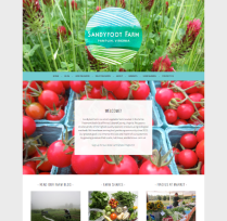 Sandyfoot Farm – Growing a market garden in the Piedmont of Virginia
