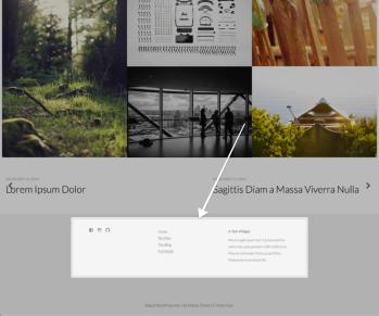 Mellow A minimal portfolio theme