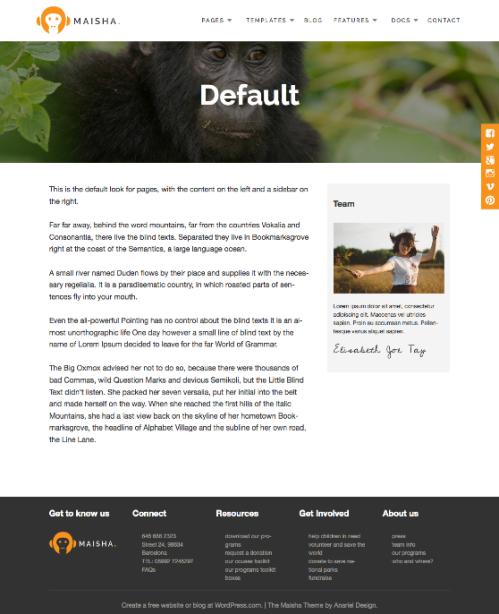 Default | Maisha