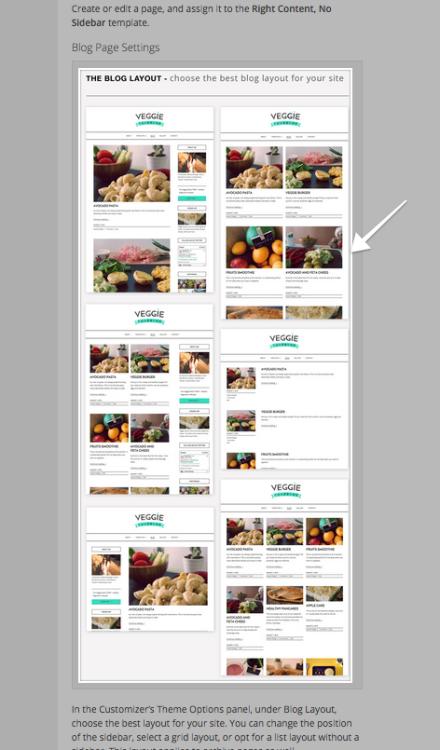 Veggie Theme — WordPress Themes for Blogs at WordPress.com