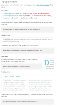 Jason Theme — WordPress Themes for Blogs at WordPress.com