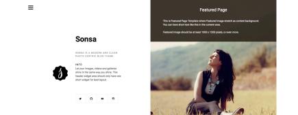 Featured Page – Sonsa - アイキャッチ画像が記事の背景として適用されます。